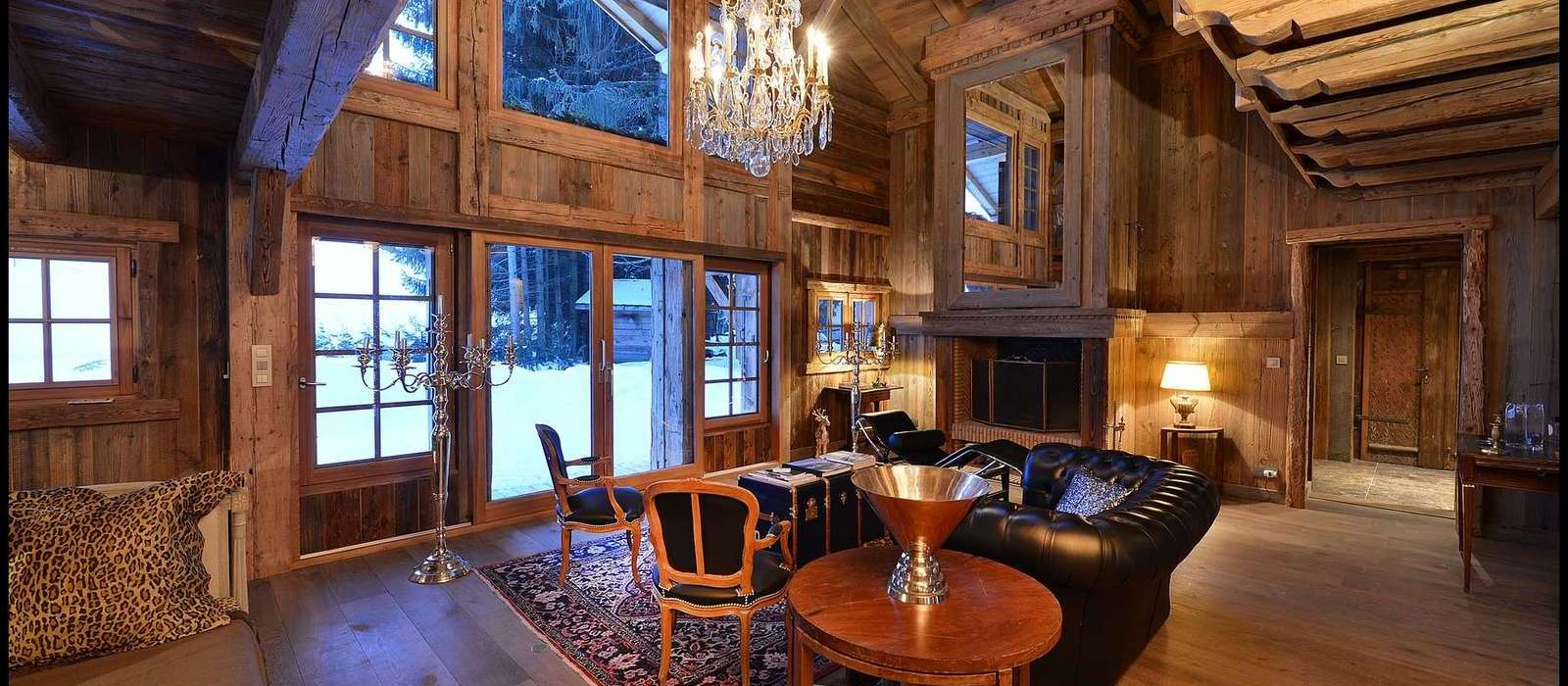Ski Lodges with IVHE