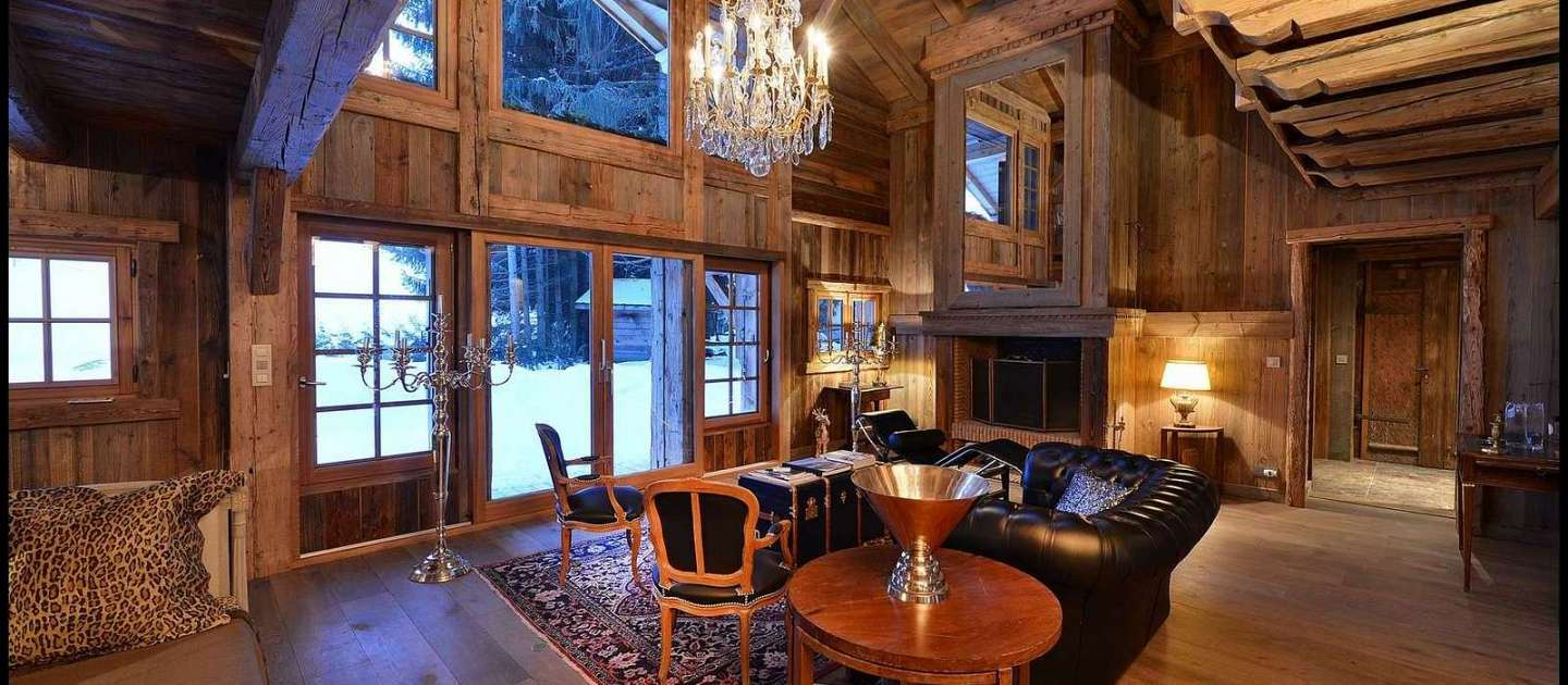 Ski Lodges with IVHE