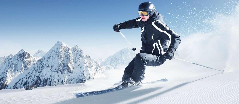 Skiing with IVHE Home Exchange