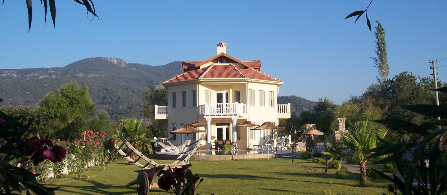 home exchange #0318: Turkey, Aegean Coast