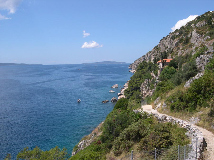 home exchange #0480: Croatia, Dalmatia