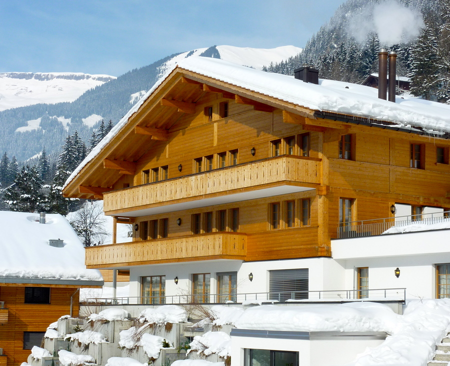 home exchange #0657: Switzerland, Grindelwald