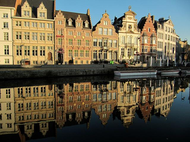 home exchange #0776: Belgium, Gent
