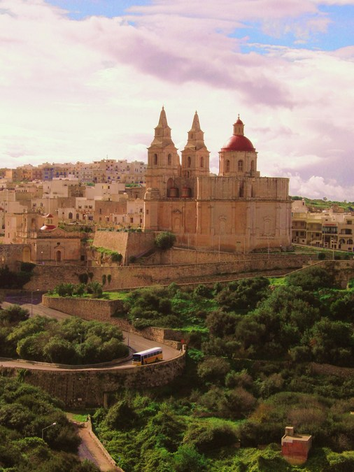 home exchange #1050: Malta, NORTH