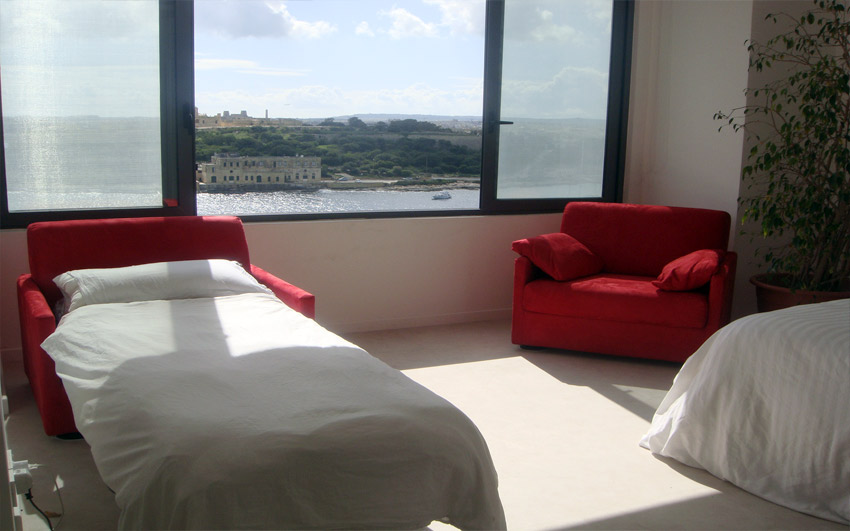 luxury villa exchange malta