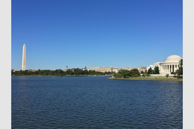 home exchange #1265: USA, District of Columbia
