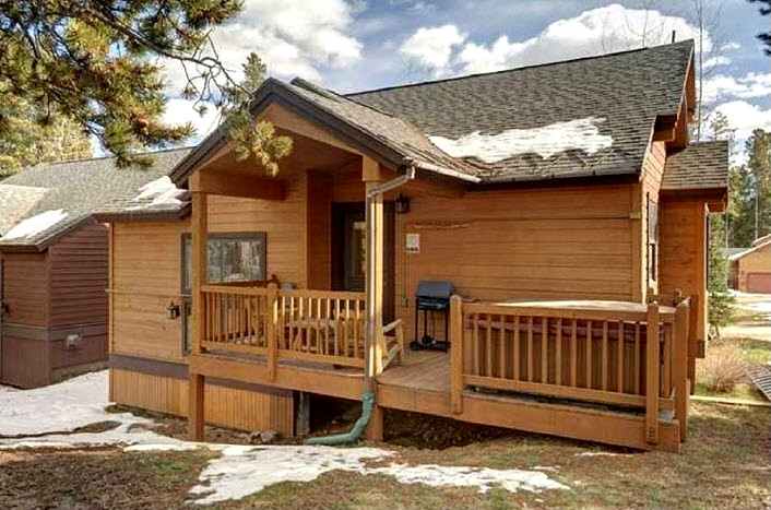 holiday home swap #1321: USA, Colorado