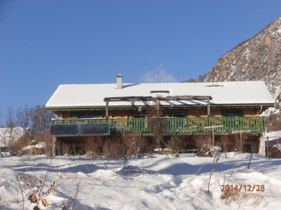 home exchange #1505: France, les hautes alpes