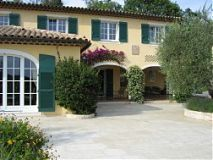 International home exchange in France, Cote D\\\'Azur - France Cote D\\\'Azur florentine-style luxury villa