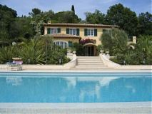 Holiday home exchange in France, Cote D\\\'Azur - villa
