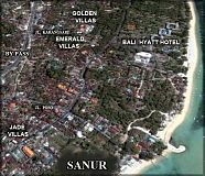 Vacation rentals in Indonesia, Bali - Sanur