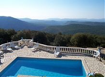 Vacation home exchange in France, Var - Mons
