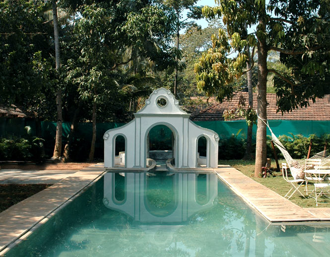 home exchange #0363: India, Goa