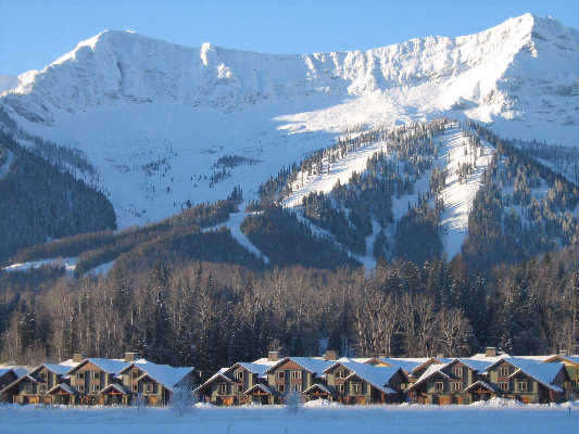 Vacation home exchange in Canada, British Columbia - Fernie