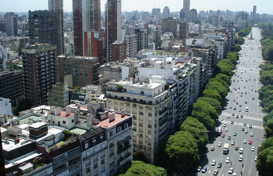 Home exchange in Argentina, BUENOS AIRES - RECOLETA
