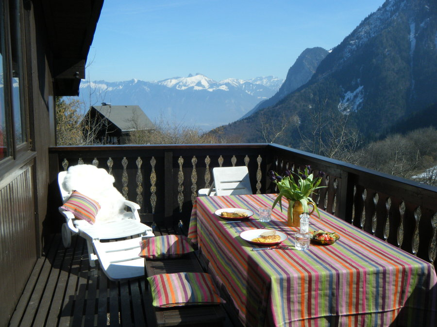 home exchange #0755: France, haute savoie