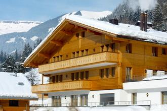 Switzerland home exchange property #0657