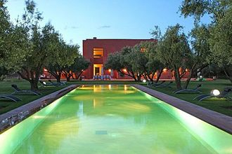 Morocco home exchange property #1058
