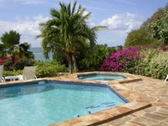 British Virgin Islands home exchange property #1143